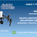 Dronero: video y Fotografia Aerea